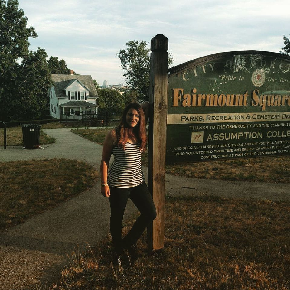 #7 - Fairmount Square Park