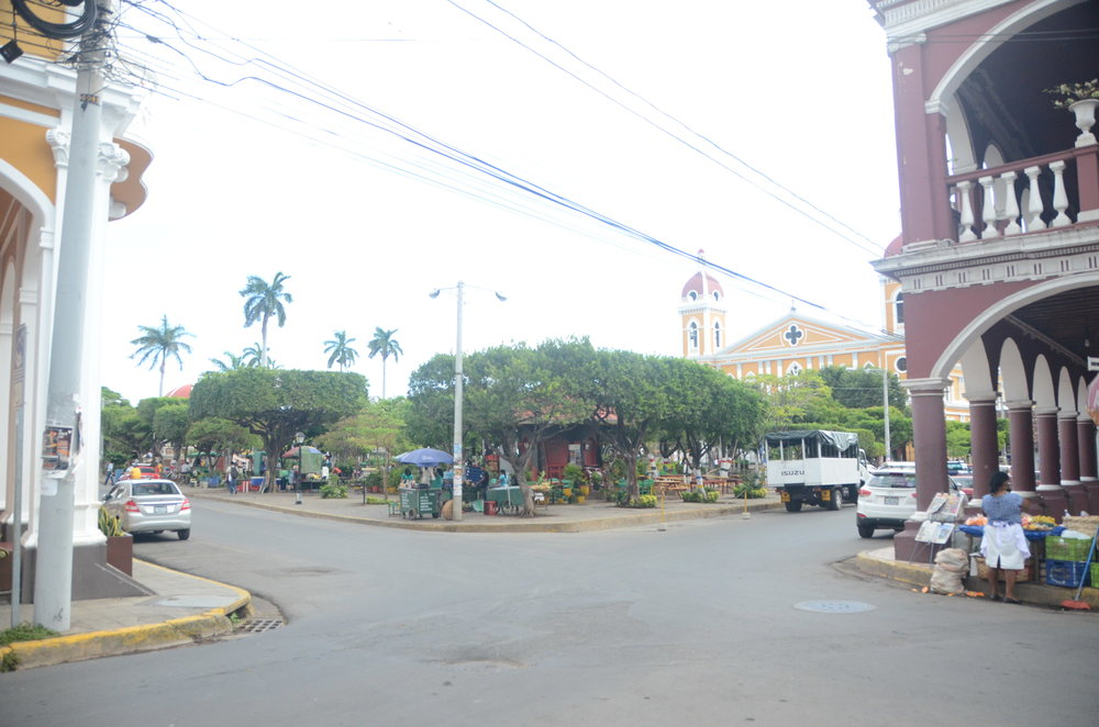 The artisan square. There is also a street with lots of night life energy, restaurants, music, it's fun. Also at this square there are horse drawn carriages you can rent for a few hours. It is a lovely city.