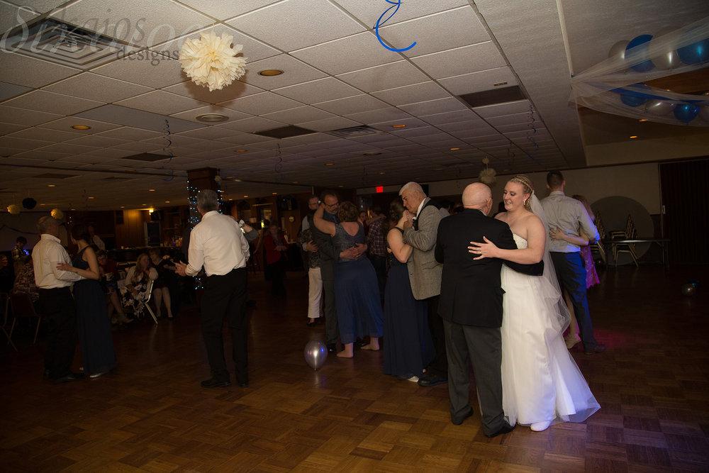 Lot's of dancing!