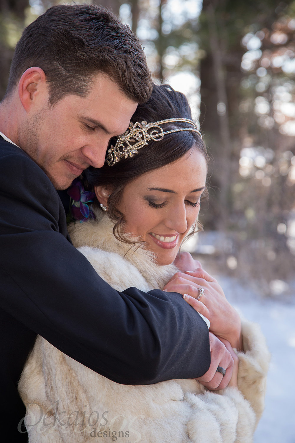 This was a great first wedding to the wedding season this past March. Mike+Alex were so beautiful!