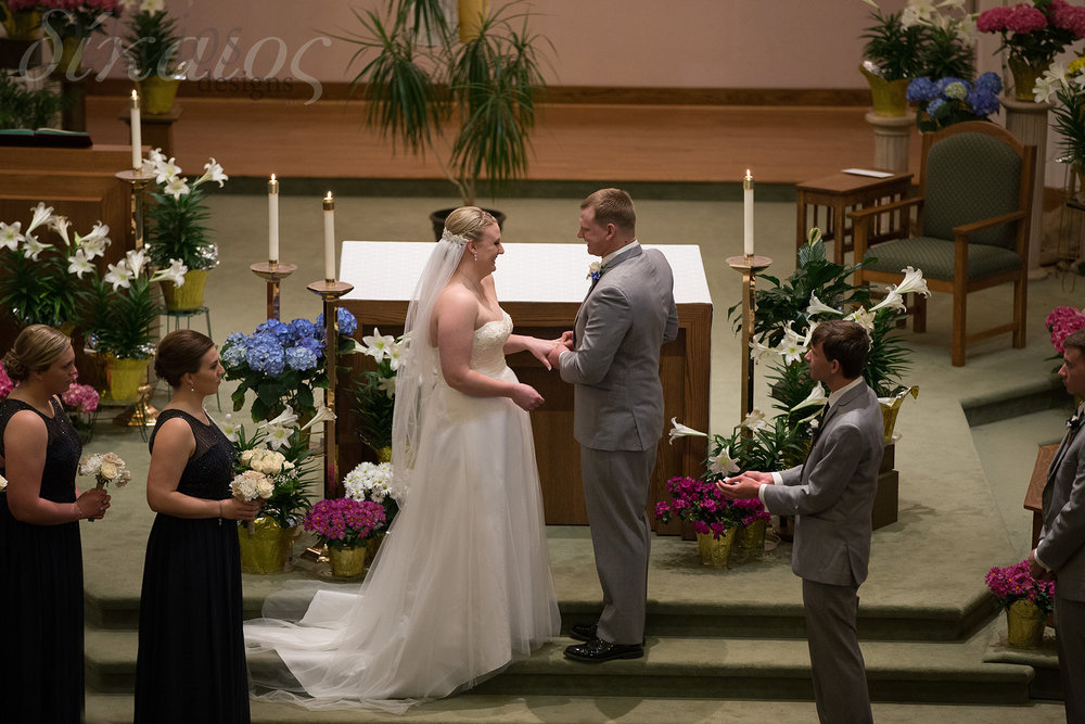 And Jake and Taylor who were married in a BLIZZARD!
