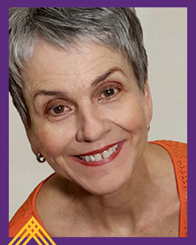Frances Moore Lappe - Founder, Small Planet Institute;  Author, Diet For A Small Planet, Daring Democracy & more