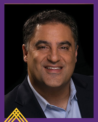 Cenk Uygur - Host and founder, The Young Turks; Founder of WolfPAC