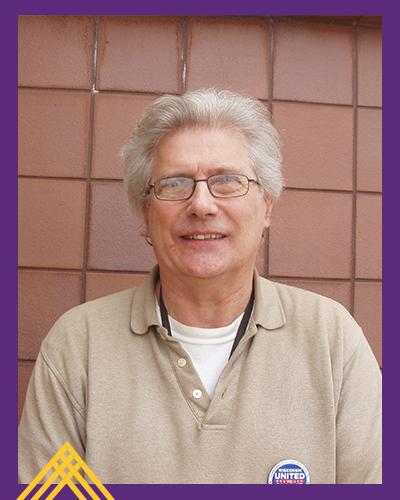 George Penn - Outreach Organizer, Wisconsin United to Amend