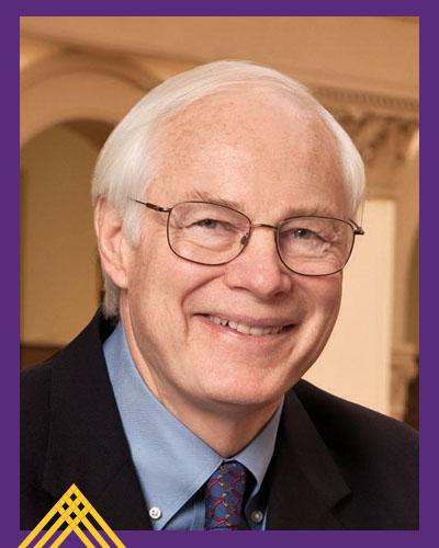 Former Congressman Jim Leach - (R-Iowa) 1977-2007, American Promise National Advisory Council