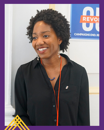 Diane May - Communications Director, Our Revolution