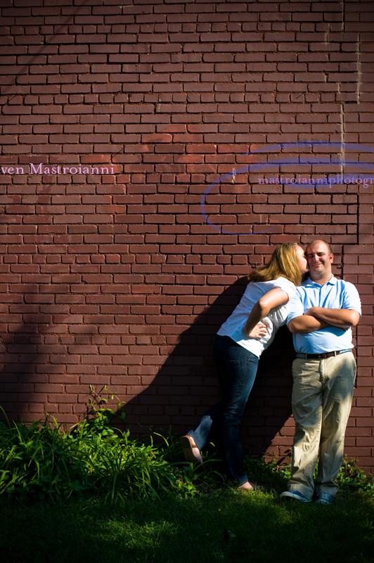 engagement photo tremont