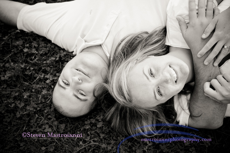 engagement photo cleveland tremont