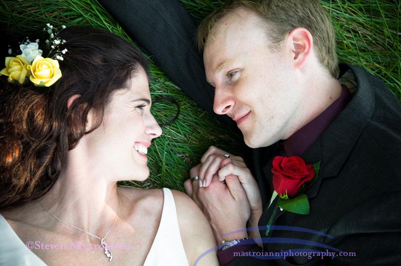 patterson fruit farm wedding photo