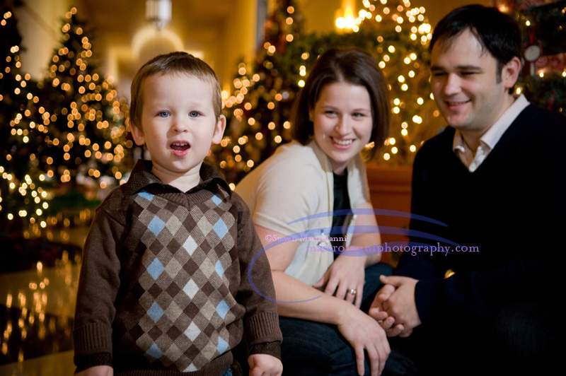 cleveland holiday portraits