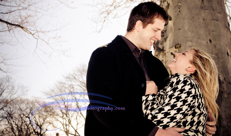 cleveland tremont engagement photos