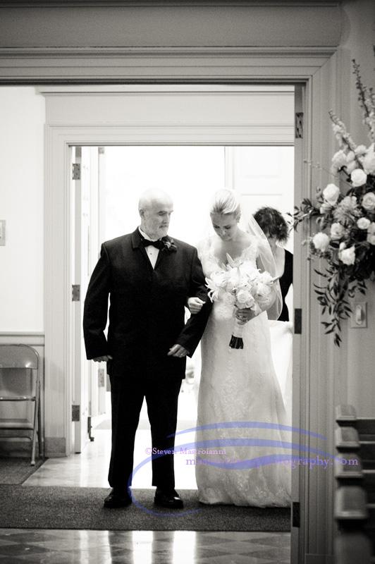 Portage Country Club wedding