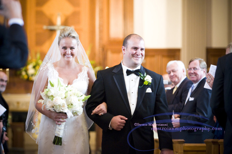 Portage Country Club wedding