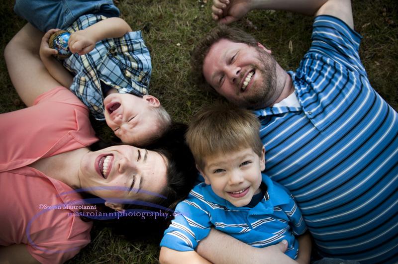 Mastroianni Cleveland family portraits