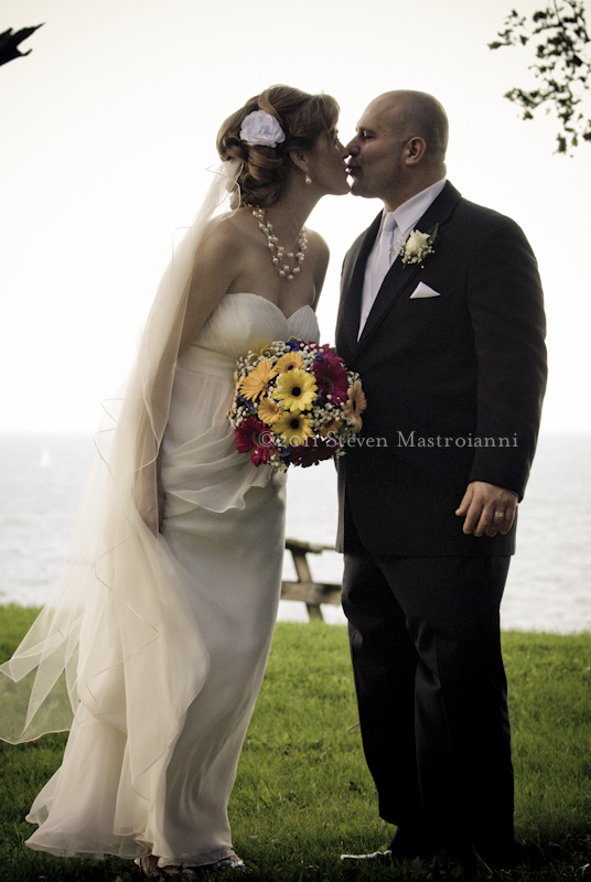 edgewater park wedding photos