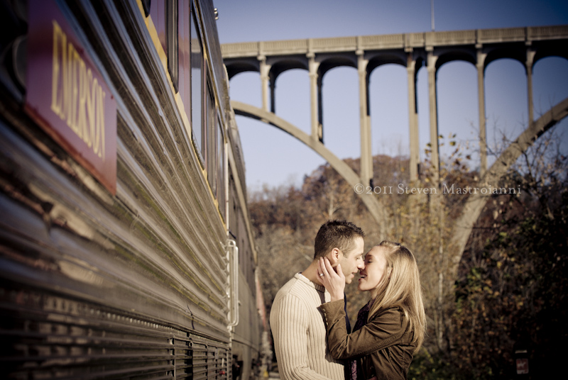Cuyahoga valley engagement portraits (14)