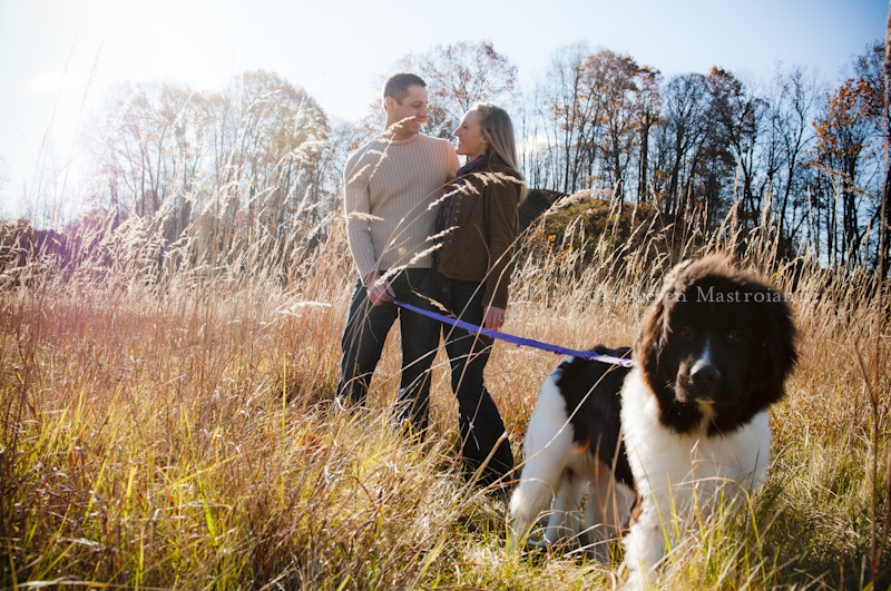 Cuyahoga valley engagement portraits (7)
