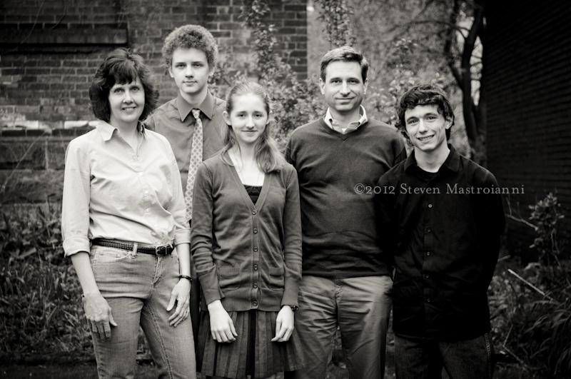 family portraits cleveland