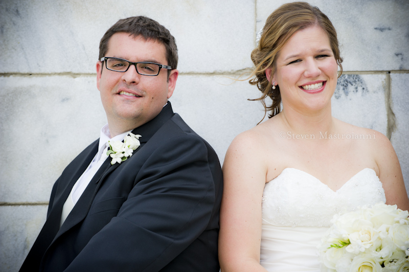 Cleveland Museum of Art Lagoon Wedding