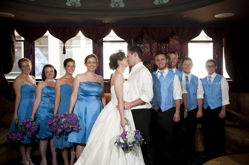 Cleveland wedding House of Blues St Basil Mastroianni (18)