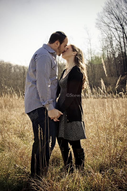Cuyahoga valley engagement portraits (1)