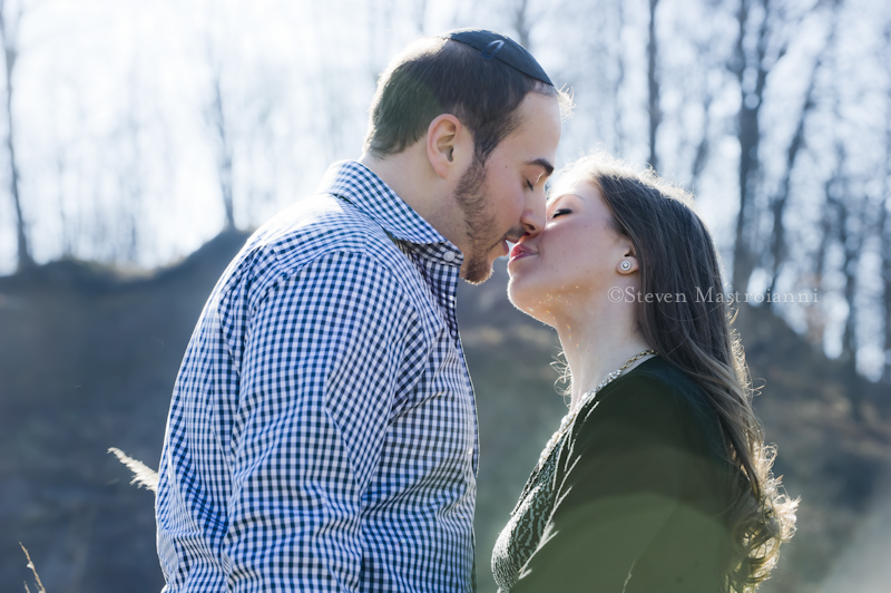 Cuyahoga valley engagement portraits (5)
