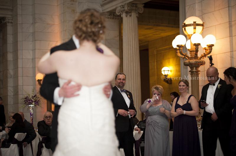 st patrick old courthouse cleveland wedding photo (70)