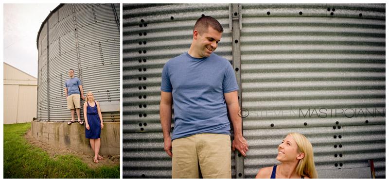 engagement photos ohio farm (4)