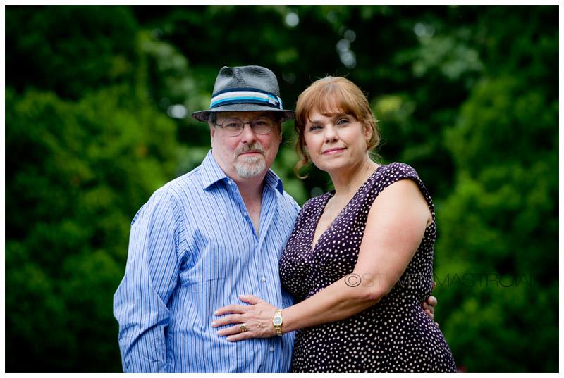 Norma and Jim anniversary photo