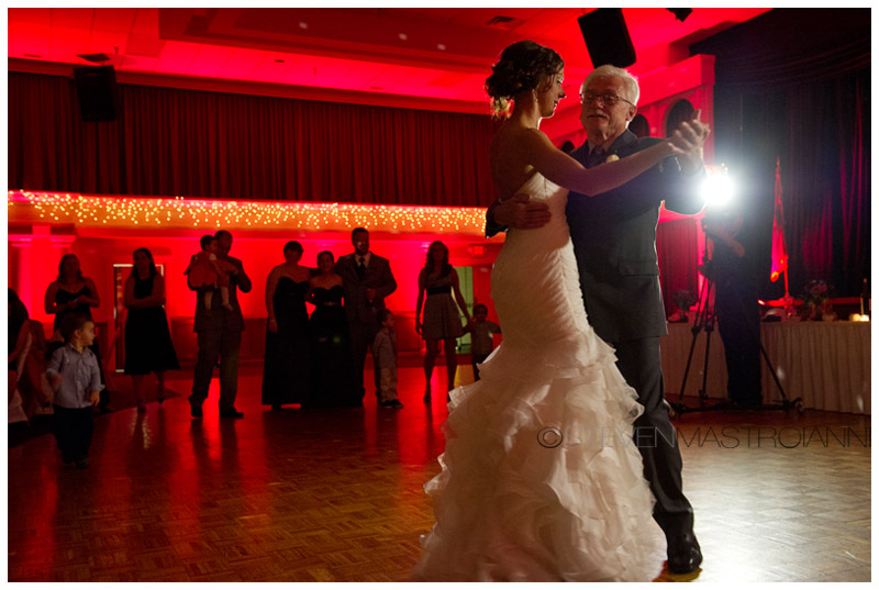 croatian american hall eastlake wedding