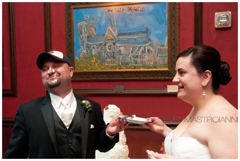 house of blues cleveland wedding photos