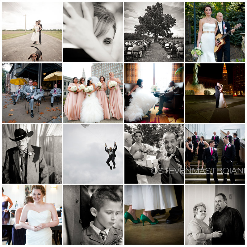 Mastroianni Weddings best of 2013