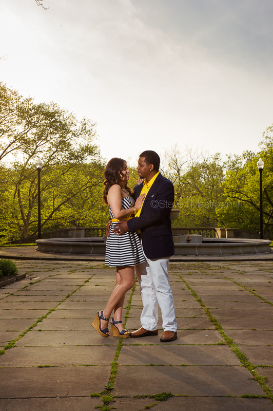 engagement photos cleveland cultural gardens (1)