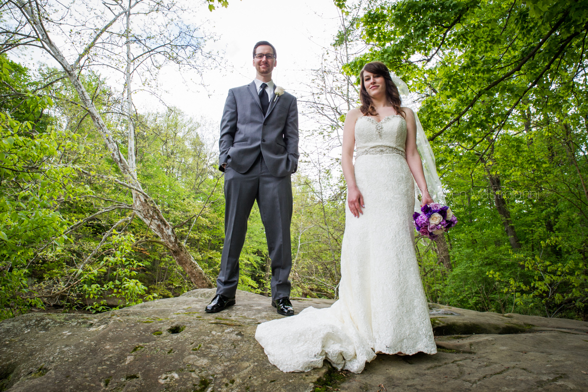 Olmsted Falls wedding photos
