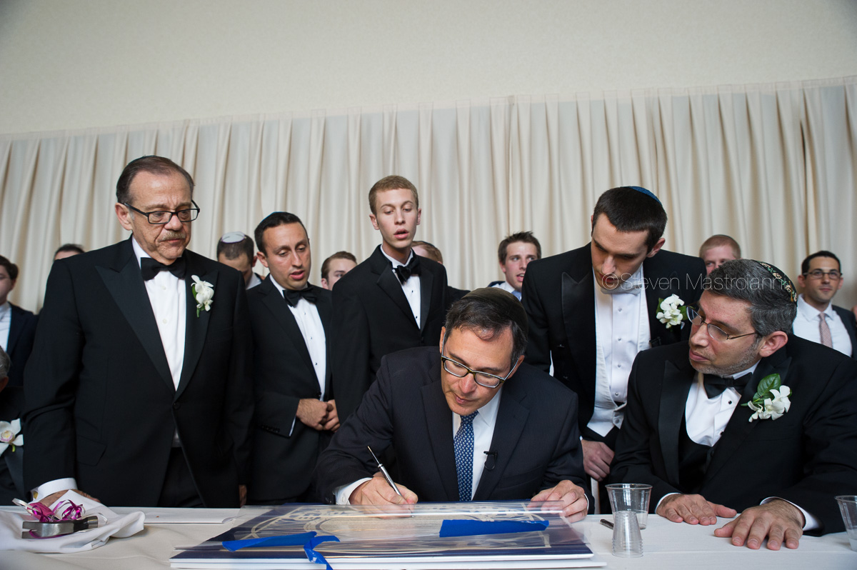LaMalfa orthodox jewish wedding