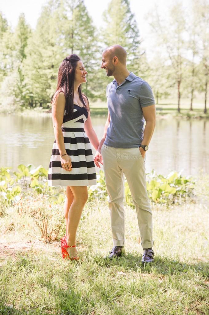 holden arboretum wedding engagement photos (10)