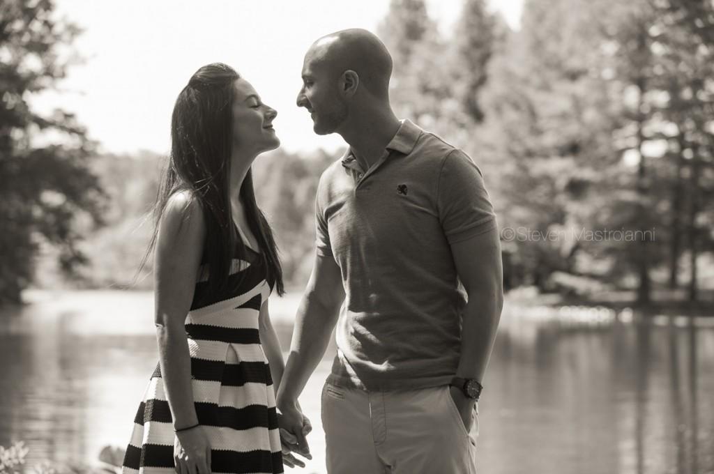 holden arboretum wedding engagement photos (8)