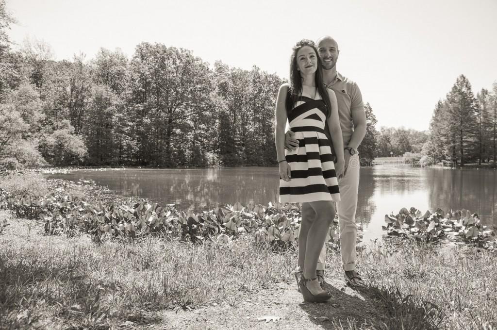 holden arboretum wedding engagement photos (6)