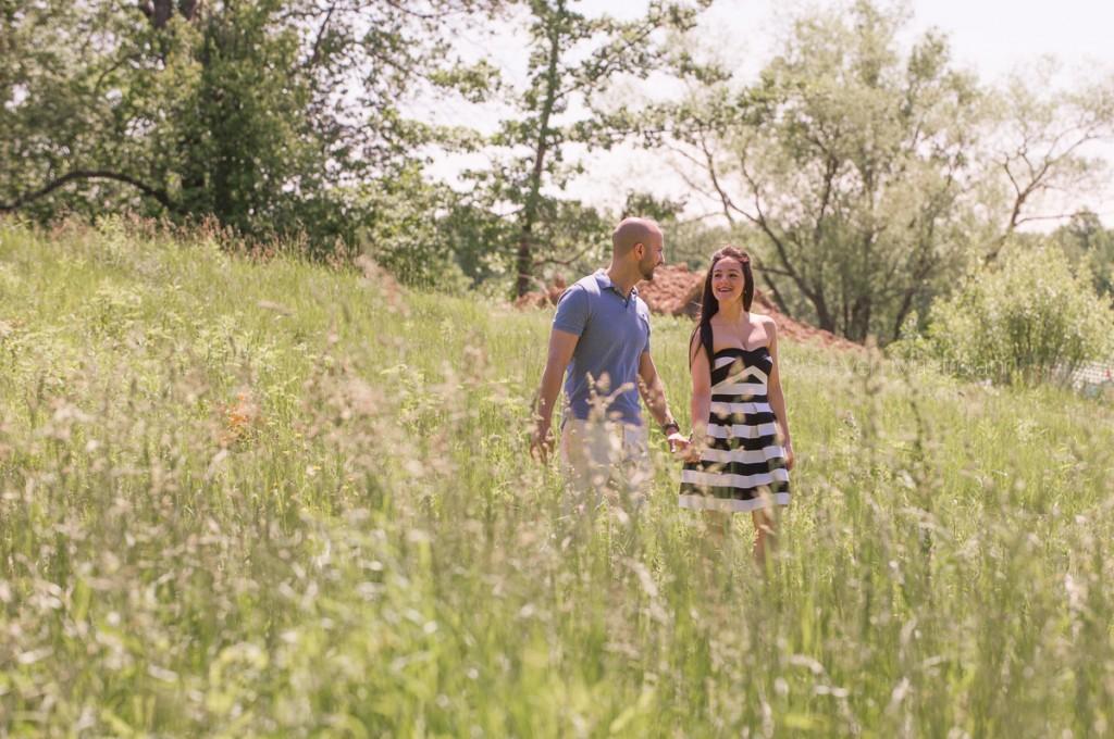 holden arboretum wedding engagement photos (5)