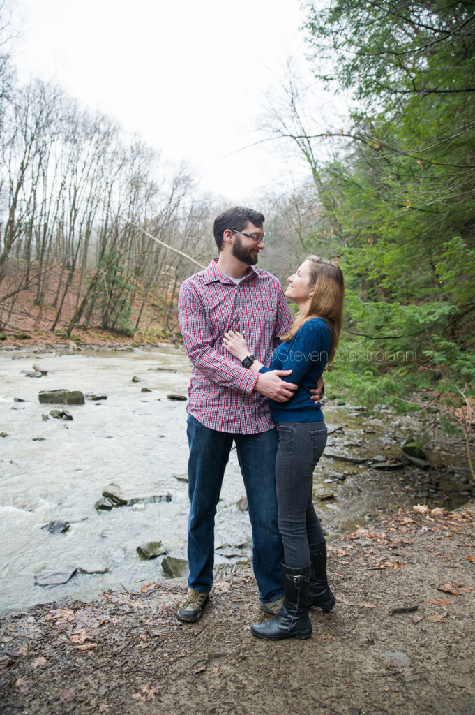 engagement session at Chagrin Reservation (14)