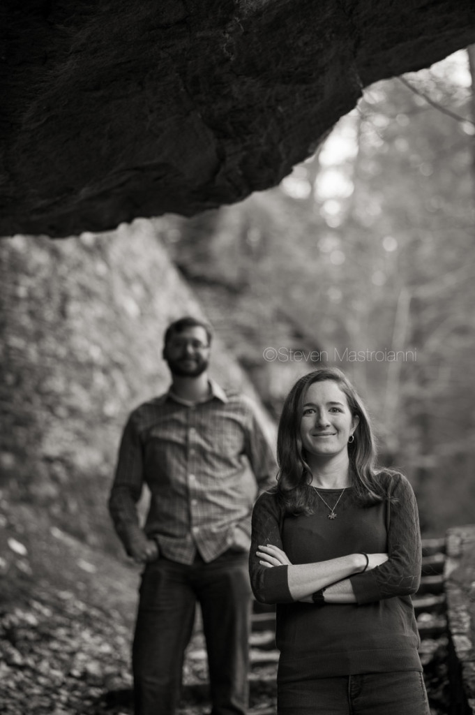 engagement session at Chagrin Reservation (12)