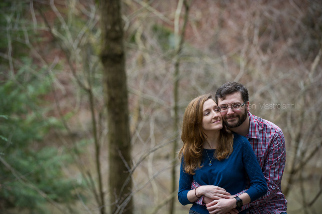 engagement session at Chagrin Reservation (7)