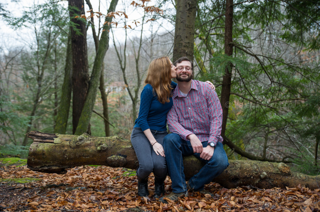 engagement session at Chagrin Reservation (3)