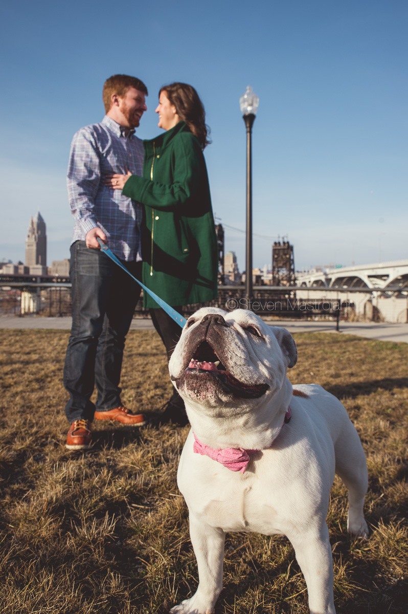 Cleveland Tremont neighborhood with katie and brian engagement session photos(21)