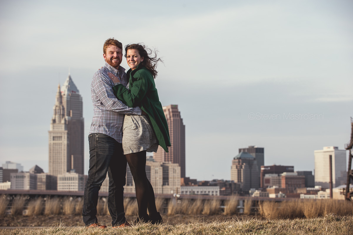 katie and brian engagement session cleveland (1)