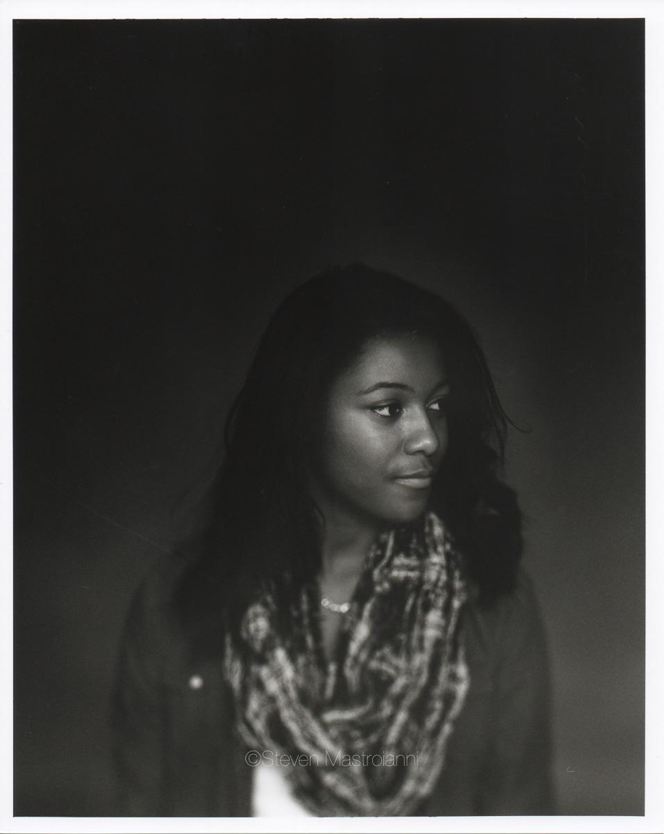 senior photo mary halm