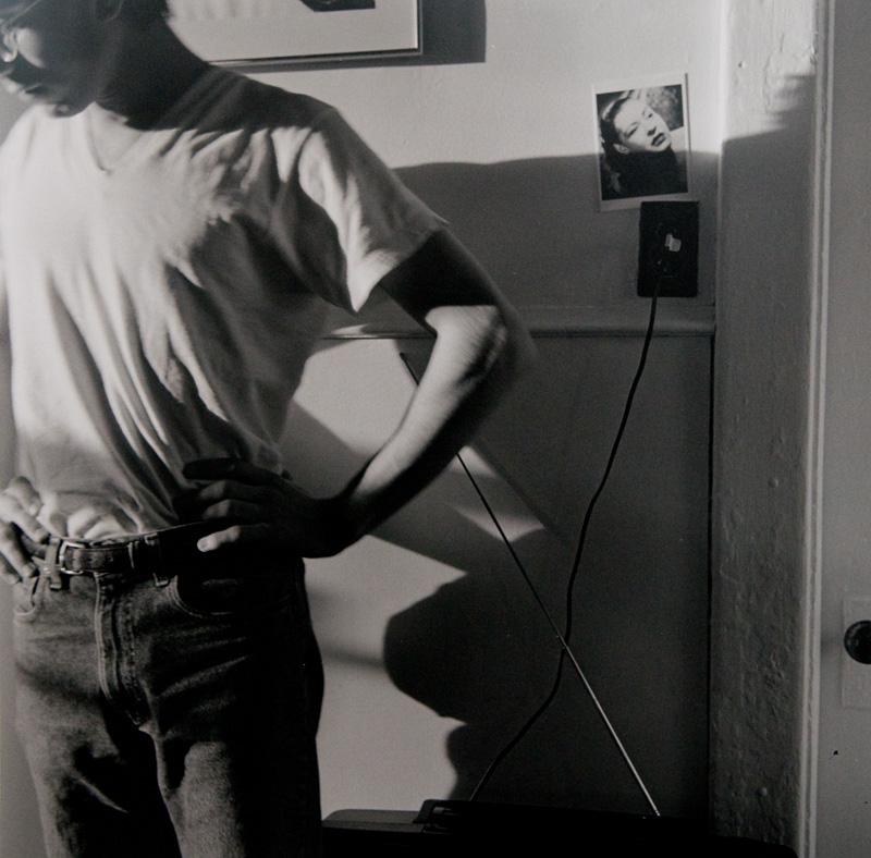 self portrait--circa 1989