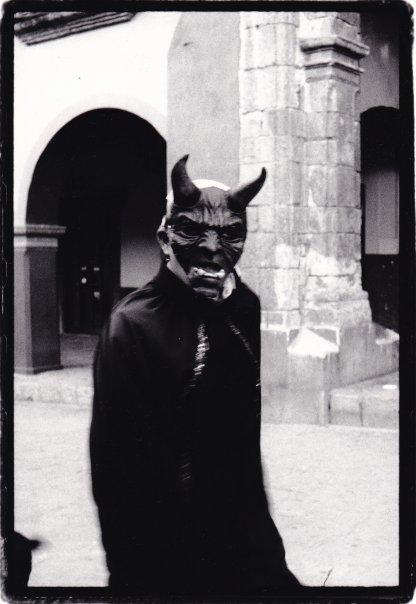 El Diablo ©2010 Charlotte Mann