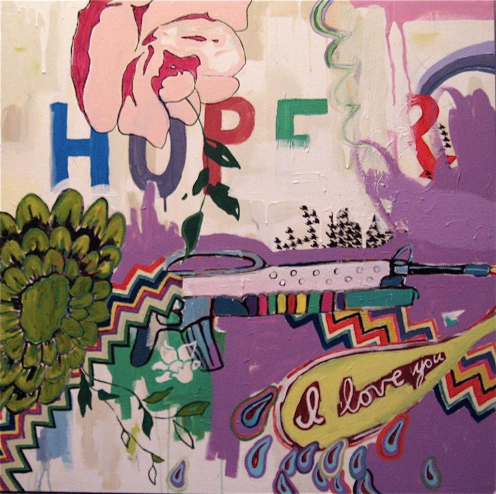 Hope and Danger by John Ryan