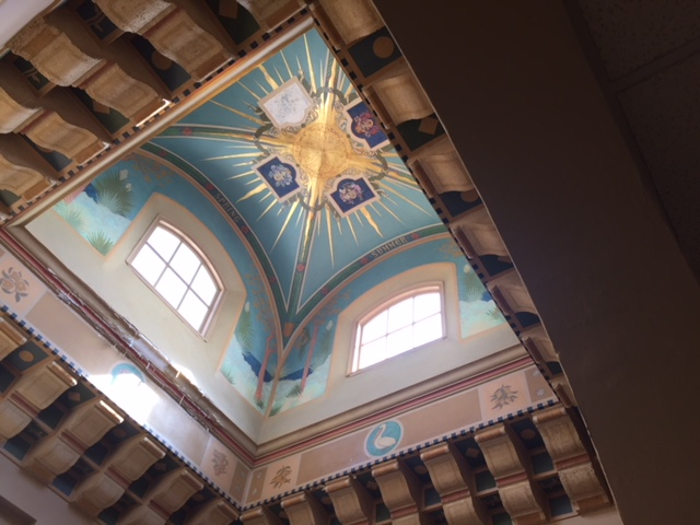 Ceiling in City Hall.JPG